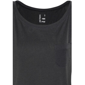 Arc'teryx W's A2B Scoop Neck Shirt Black